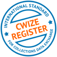 Cwize register