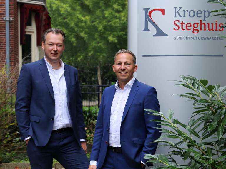 Matthijs Kroep & Martijn Steghuis