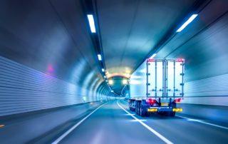 Logistik-Tunnel-